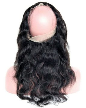 Brazilian Body Wave Lace Frontal Back