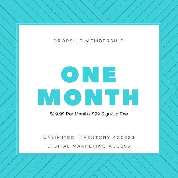 Dropshipping Hair Extensions Monthly Dropship Membership