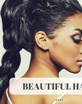 Modern Hair Website
