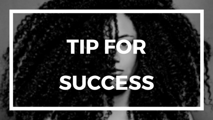 Tip for Success