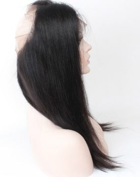 Vietnamese natural gray hair extensions mane accessories 360 frontal pmusecretfo Choice Image