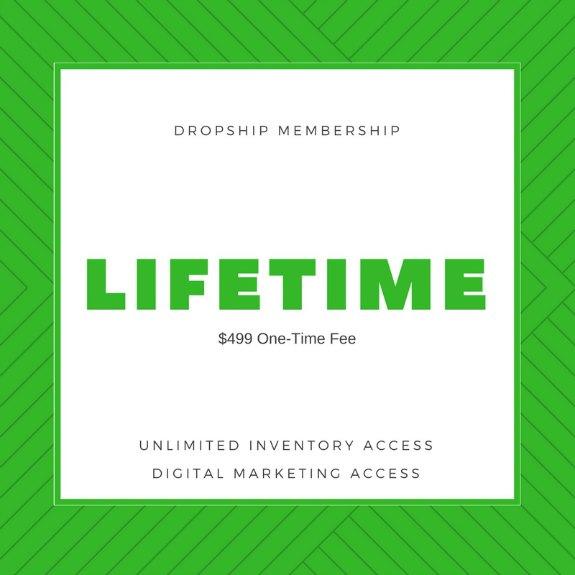 Lifetime Dropship Membership - Dropship Bundles