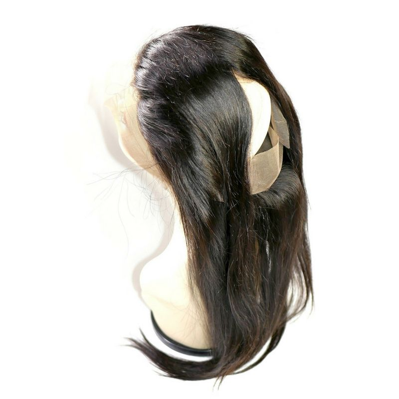 Brazilian 360 Straight Frontal