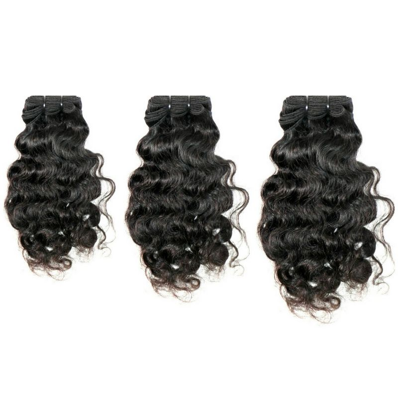 Raw Indian Curly Extensions Deal