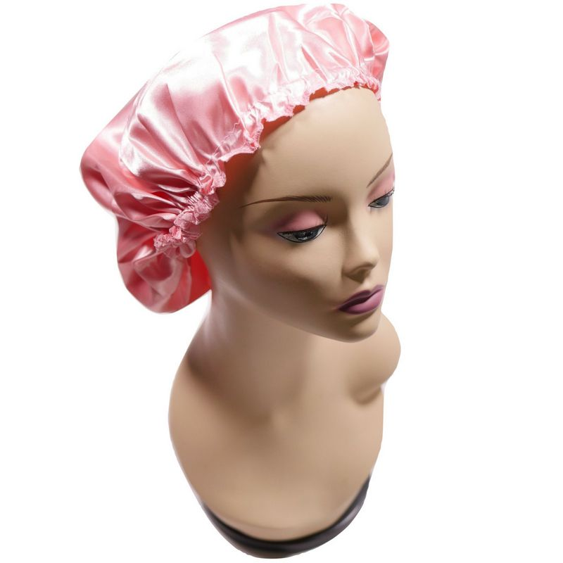 Blush Pink Bonnet