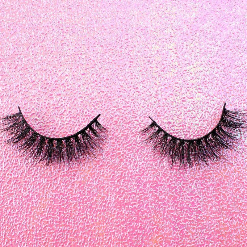 Ella 3D Mink Pink Low