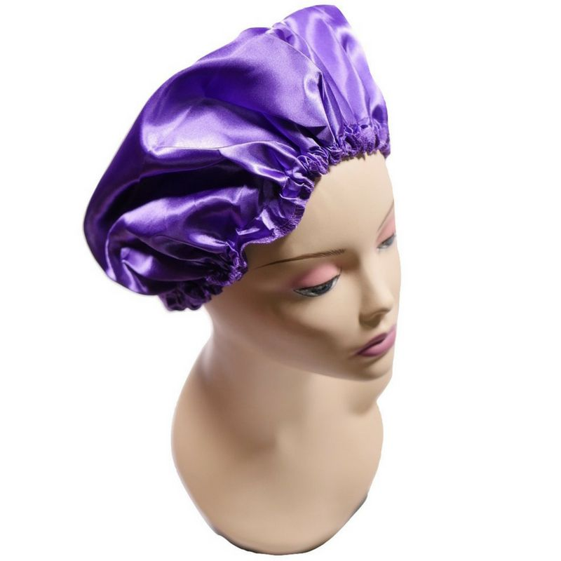 Purple Bonnet