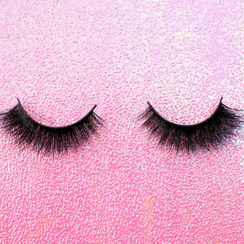 Violet 3D Mink Pink Low