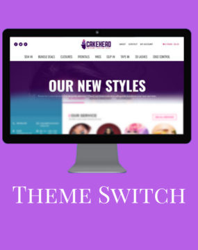 Website Theme Switch