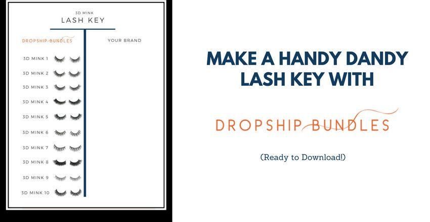 Make a Handy Dandy Lash Key Header