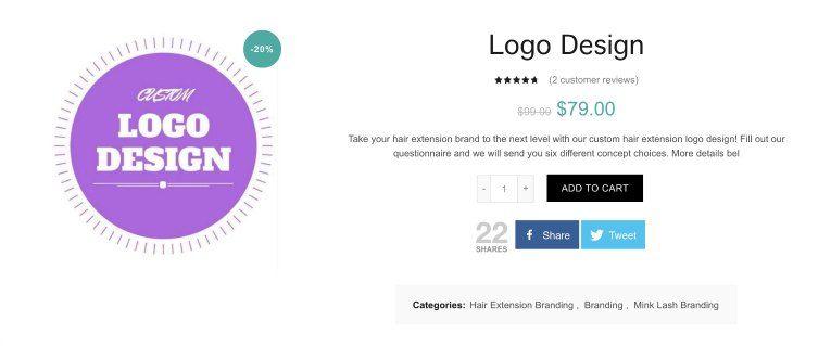 PLE Logo Design Service