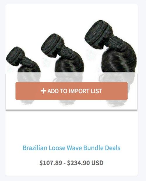 Loose wave bundle deal