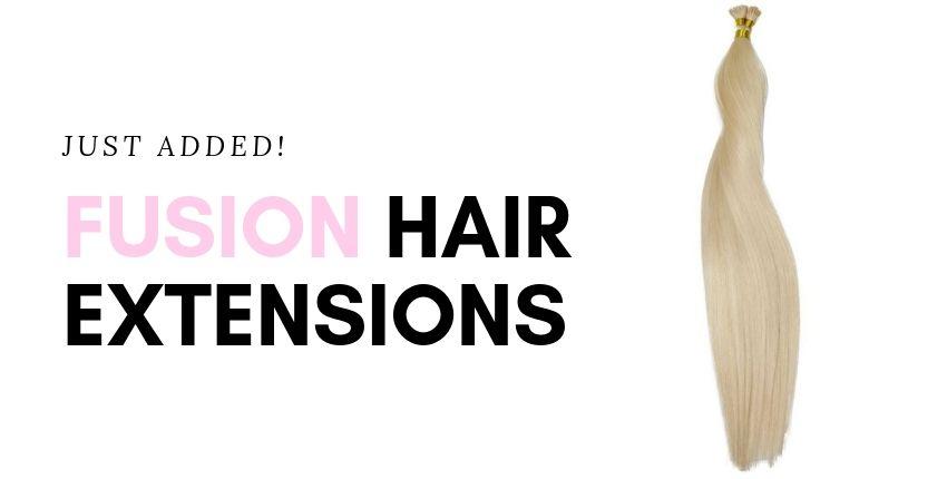 Fusion Hair Header