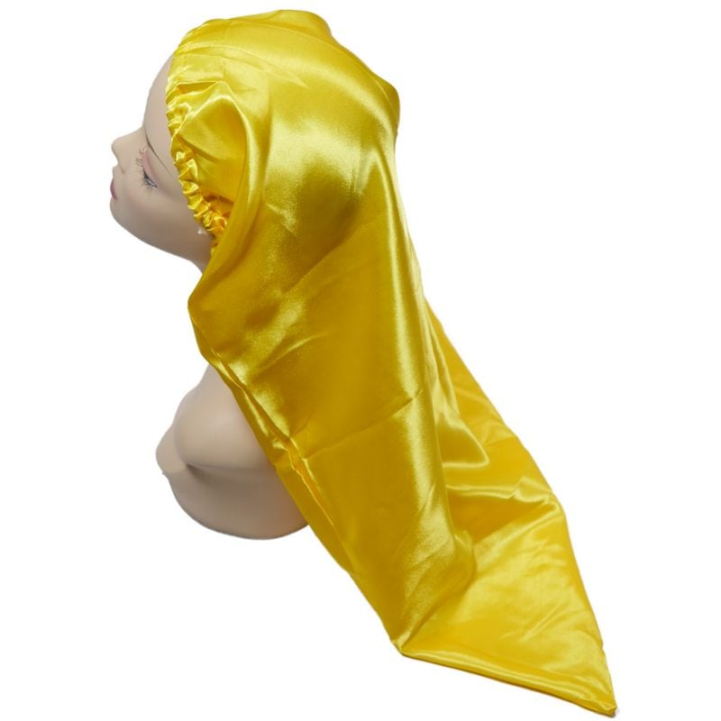 Long Golden Yellow Bonnet