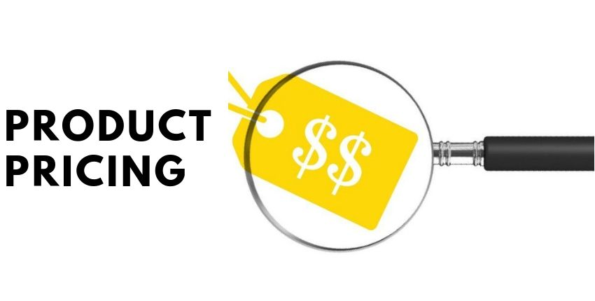 PRODUCT PRICING HEADER