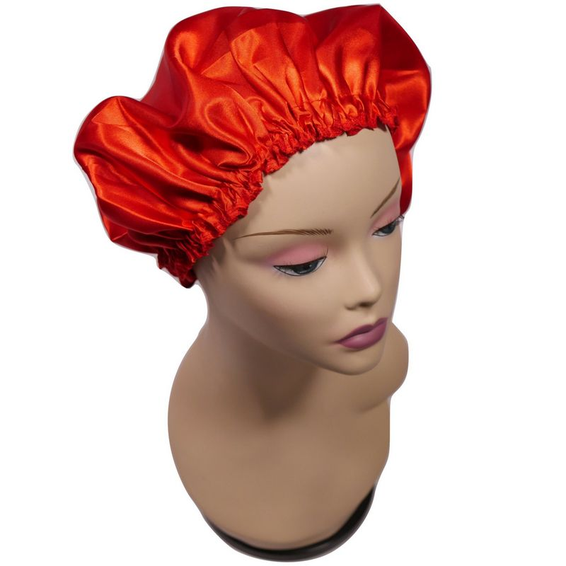 Ruby Red Bonnet