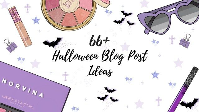 halloween blog post