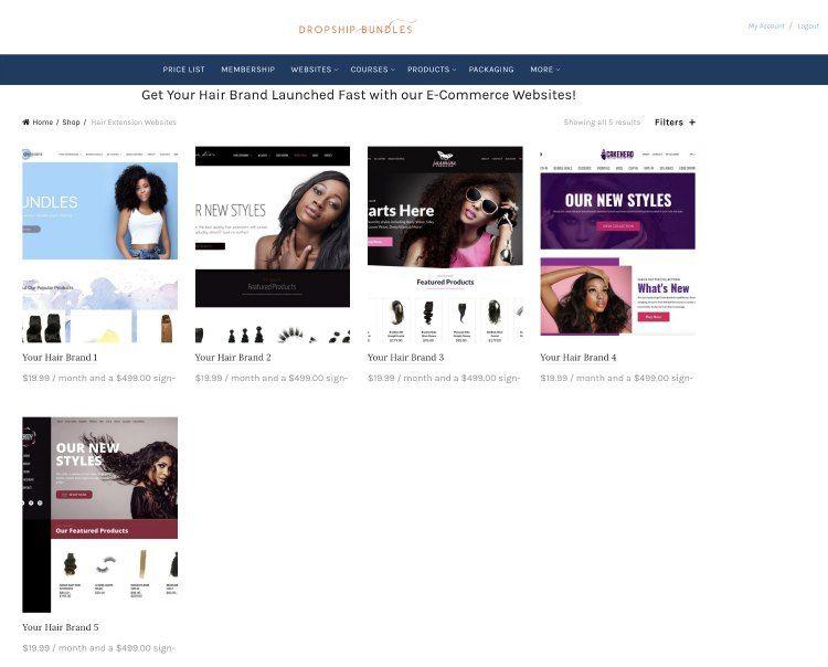 DSB websites