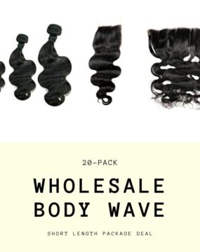 Body Wave Short Package