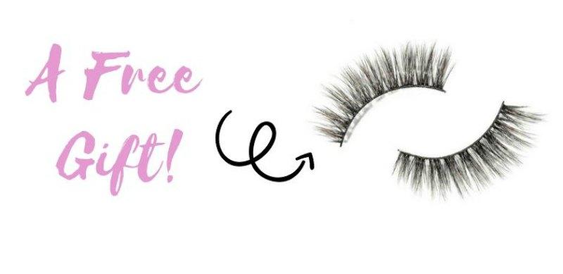 free lash gift