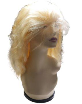 Blonde Wig Front